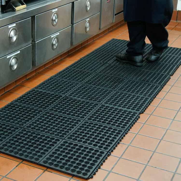 kitchen mats fifth wheel with outdoor dura chef interlock rubber
