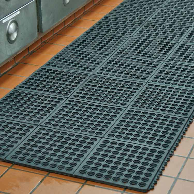 best kitchen mats grohe faucet hose dura chef interlock rubber