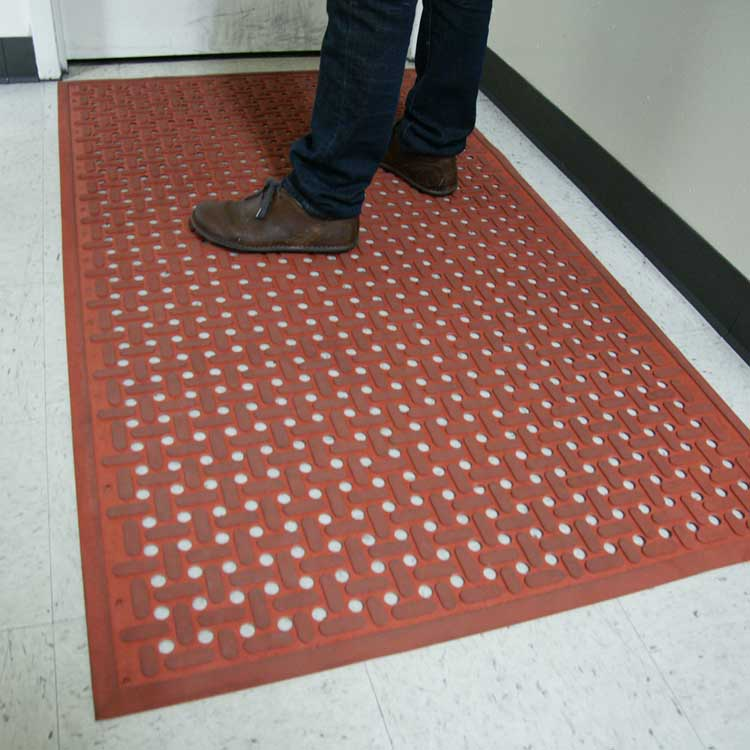 Kitchen Mat GreaseResistant Rubber Mat