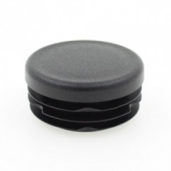 Rubber Chair Protectors Ivory Spandex Covers Rent 25mm Round Push In End Caps | Legs Table