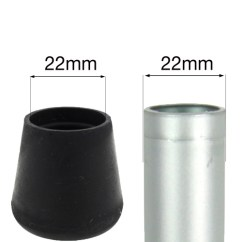Chair Leg Floor Protector Cover Rental In Brooklyn Ny 22mm Black Rubbers For Bottom Of Tables & Chairs Other ...