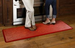 kitchen mats sunflower rugs wellnessmats estates collection