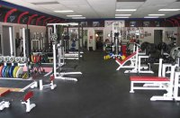 1/2 inch Rubber Gym Tiles - Commercial Weight Room Flooring