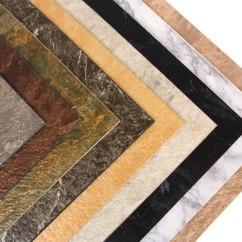 Kitchen Gel Mats Steel Cabinets Stone Flex Tiles - Easy To Install Interlocking Vinyl