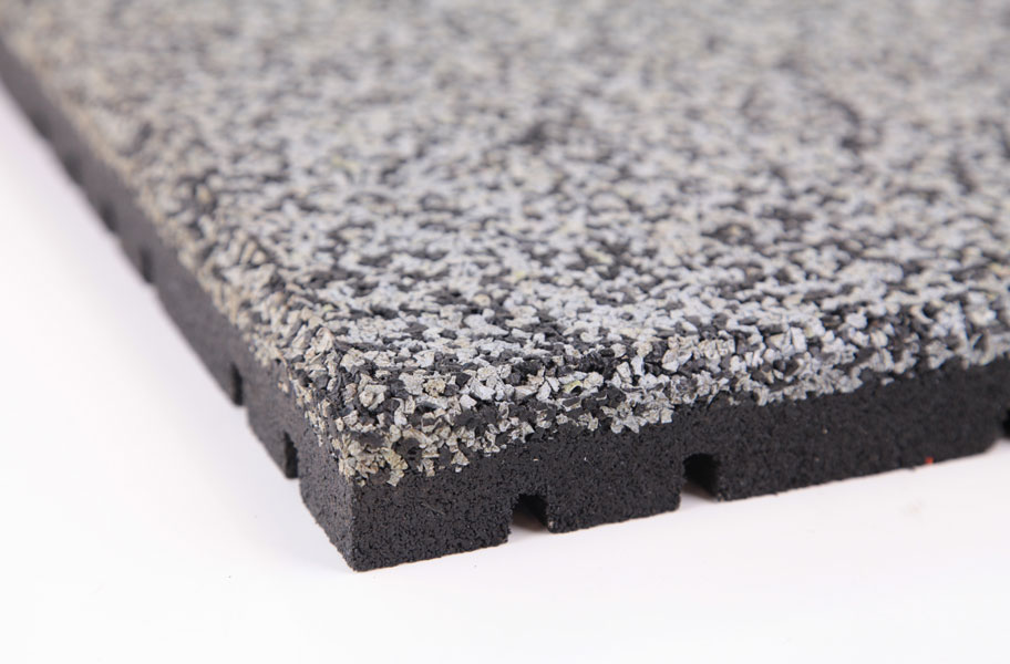 Deck Top Roof Tiles  Water Permeable Roof Top Rubber Flooring