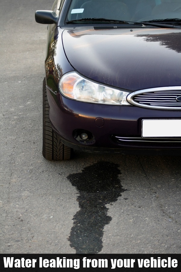 5 Most Common Fluid Leaks from a Car