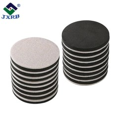 Hardwood Floor Chair Leg Protectors Upholstered Side Heavy Appliance Slider Teflon Glides Or Wholesale Grey Round Self Adhesive ...