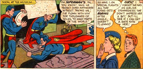 The Superman Museum is usually a great first date...and free every first Wednesday of the month!