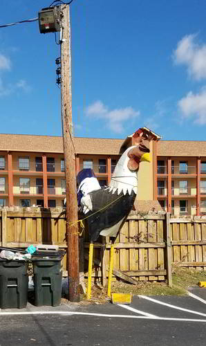 big rooster gatlinburg
