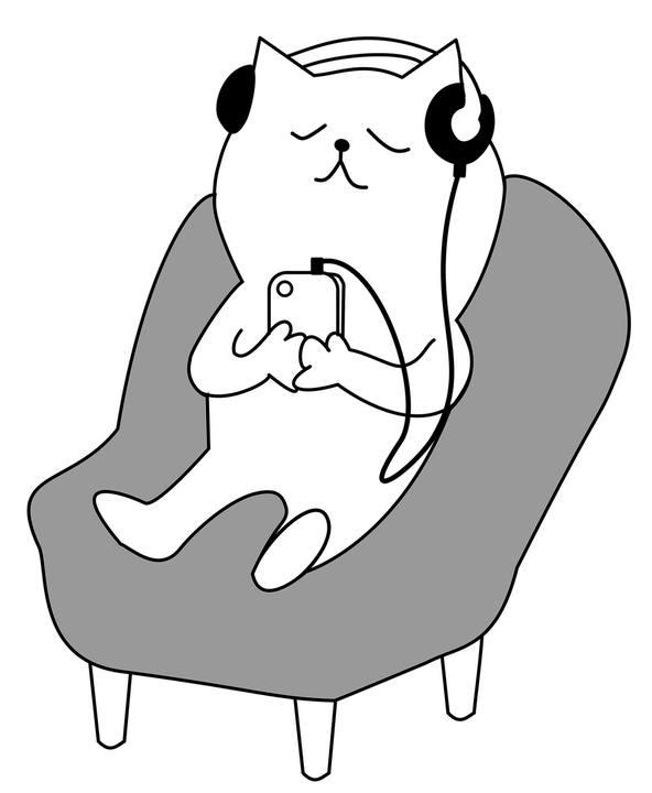 cat listening to misheard lyrics