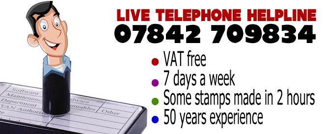Speedy Rubber Stamps Birmingham