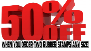 Rubber Stamps Birmingham - #1 Supplier of all Rubber Stamps