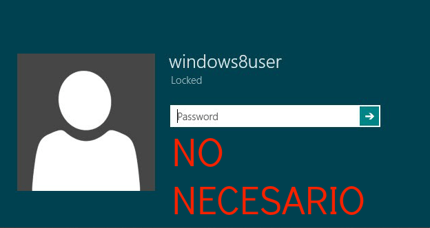 Resetear password administrador en Windows 8 con UEFI