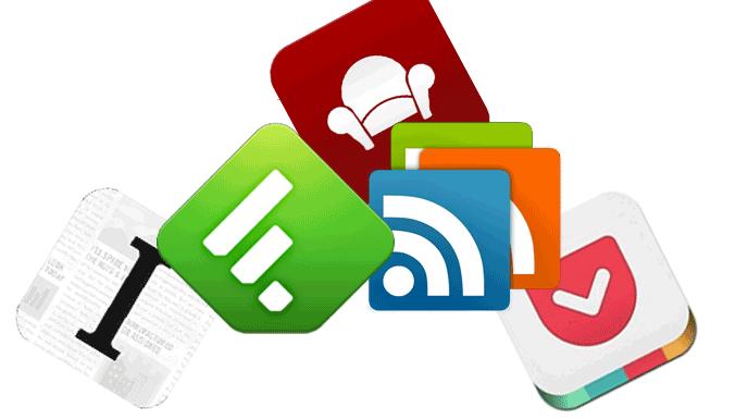 Leer feeds, Pocket vs Instapaper vs Readability