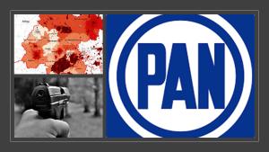 Inseguridad herencia maldita de PAN
