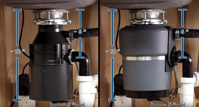 How To Replace A Badger Garbage Disposal With Evolution