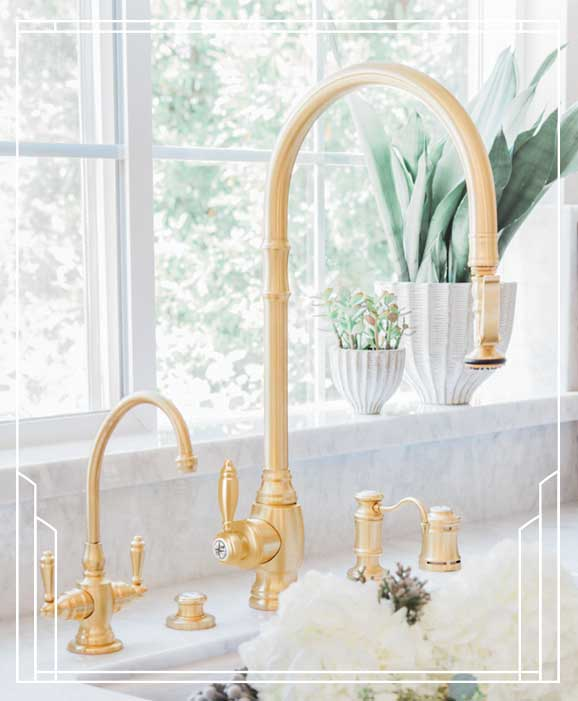Waterstone Faucets Made In The Usa Rubenstein Supply Company