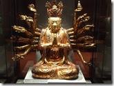 Дары человеку в руках Бодхисатвы