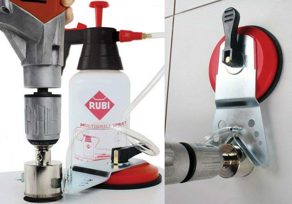 how to drill through tile in 7 easy steps