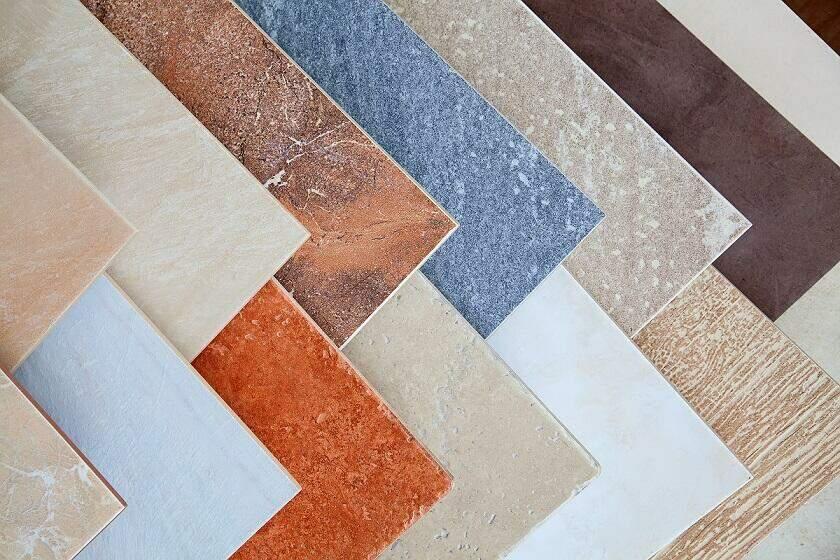 types of floor tile what tile