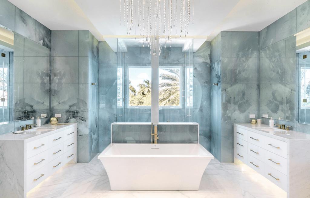 12 custom bathroom shower ideas for