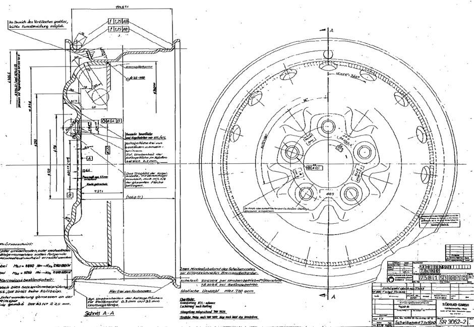 Pinzgauer wheels for Mercedes G, custom wheel