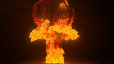 Atomwaffen verbieten!