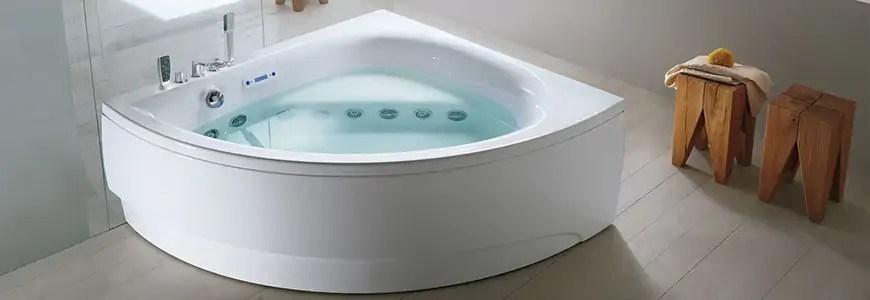 Vasche da bagno piccole e grandi moderne prezzi shop online  Rubinetteria Shop