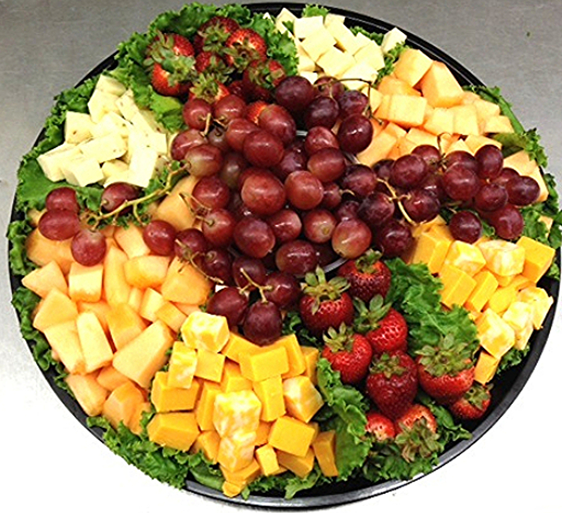 Whole Foods Fruit And Vegetable Tray