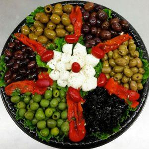 Olive Platter