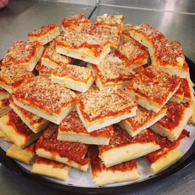 Sicilian Pizza Tray
