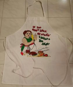 Apron If you dont like my cooking