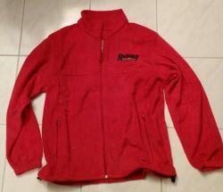 Rubinos Fleece Red