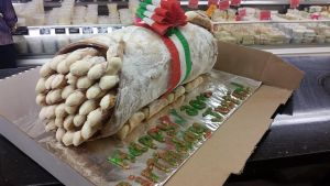 Big Cannoli Italian 30th