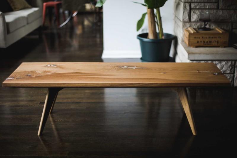 rubio monocoat hone coffee table