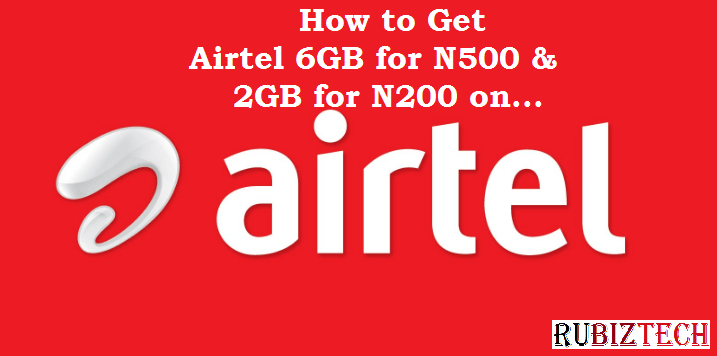 Cheapest Airtel data plan