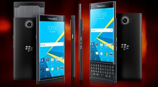 Blackberry Priv was the final device designed in-house