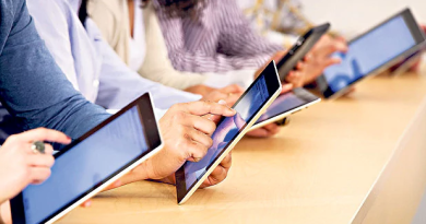 Demand for Tablets Dwindle
