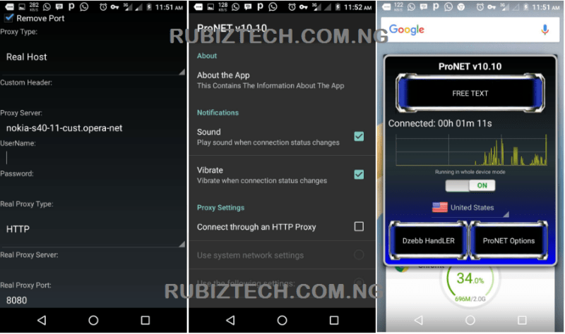 How to use airtel 20gb for 200 with Psiphon handler