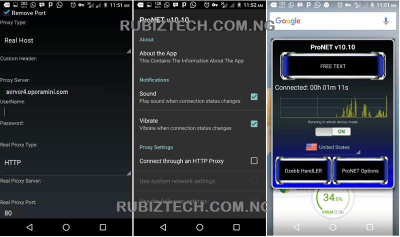 Latest Airtel Unlimited free browsing