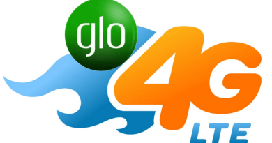 Glo 4G LTE Coverage Expands