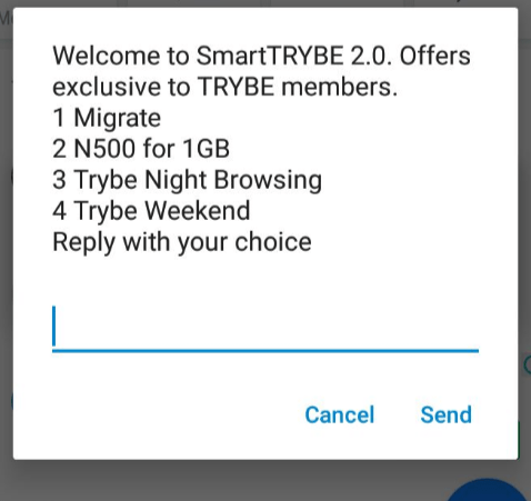 Airtel Night/Weekend Plans: SmartTrybe 2.0