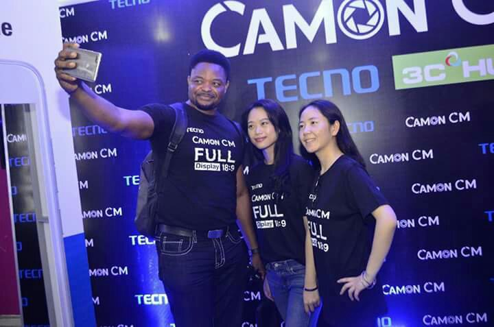 TECNO CAMON CM launched