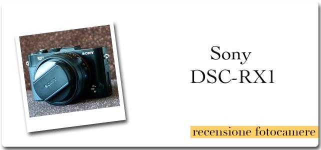 Sony DSC-RX1
