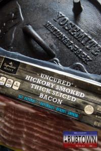 Schichtfleisch Bacon