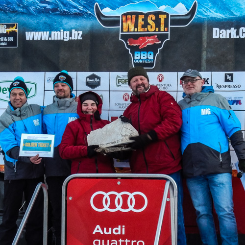 W.E.S.T. Winter Extreme South Tirol BBQ Contest 2017