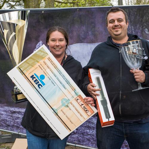 1st Eastern BBQ Contest Ninove / Belgien