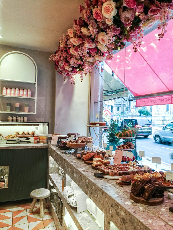 Elan Cafe  Knightsbridge  Things to do in London