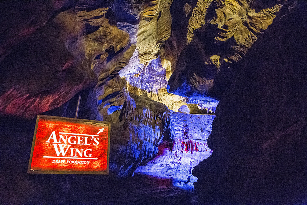 Cave and Waterfall Photos  Ruby Falls