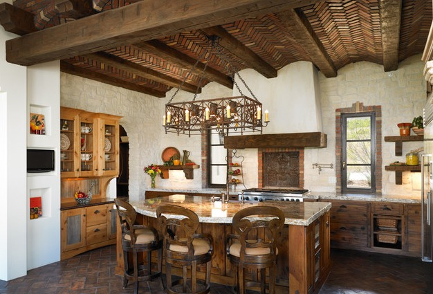 muy caliente spanish style homes furnishmyway blog